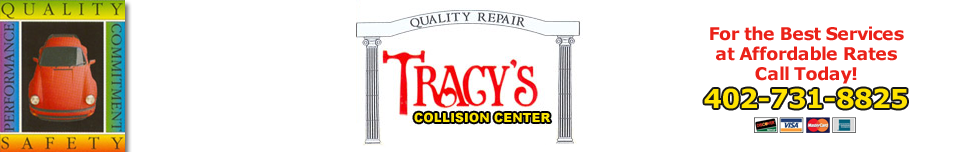 tracys collision center